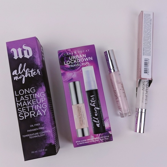 Urban Decay Other - Urban Decay Bundle w All Nighter Full Size